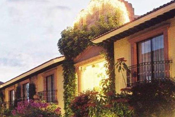 Gran Hotel Hacienda De La Noria - 23