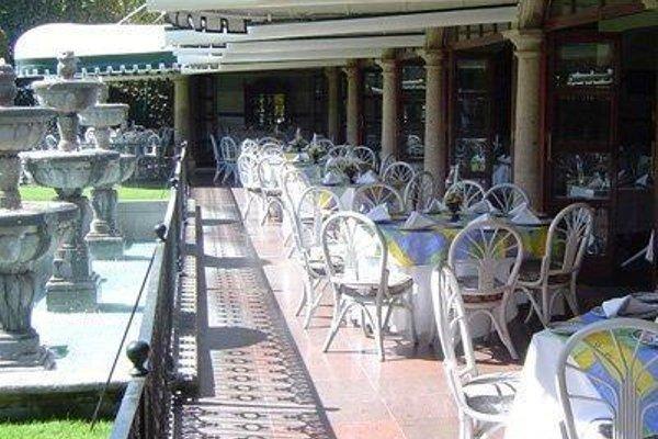 Gran Hotel Hacienda De La Noria - 9