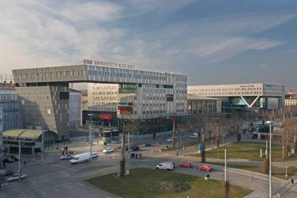 Urban Flats Vienna Rudolfsheim - 9