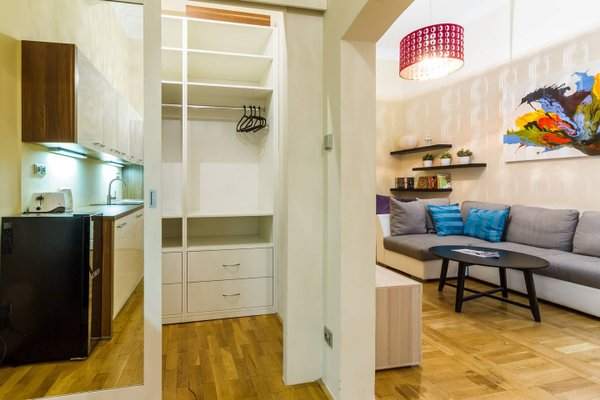 Studio Apartment Michalska - фото 6