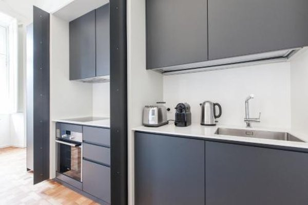 Della Spiga Apartment - фото 11