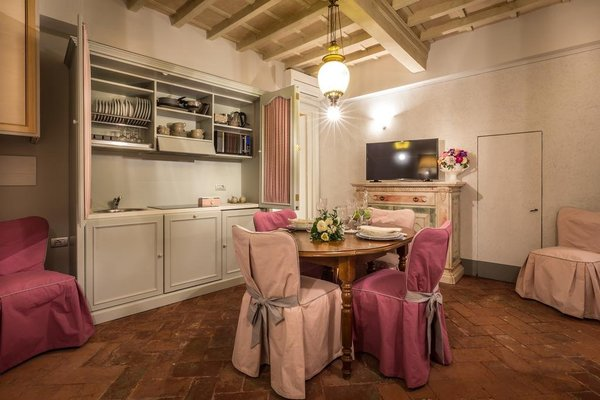 Piazza Pitti Palace - Residenza d'Epoca - фото 9