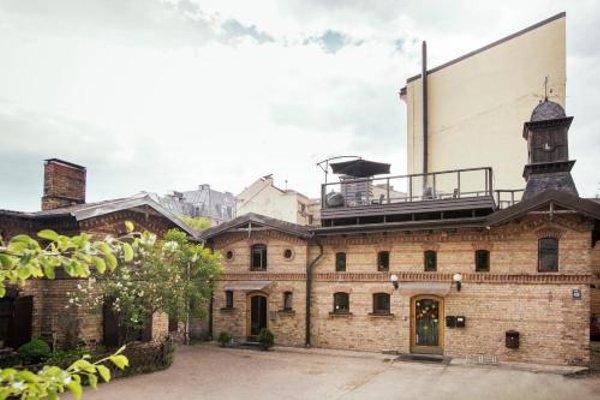 Хостел «Amalienhof Hostel Riga» - фото 20