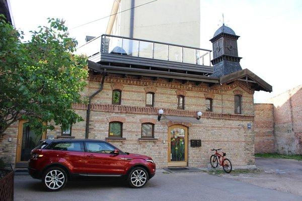 Хостел «Amalienhof Hostel Riga» - фото 21