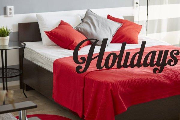 Мини гостиница Holidays - фото 5