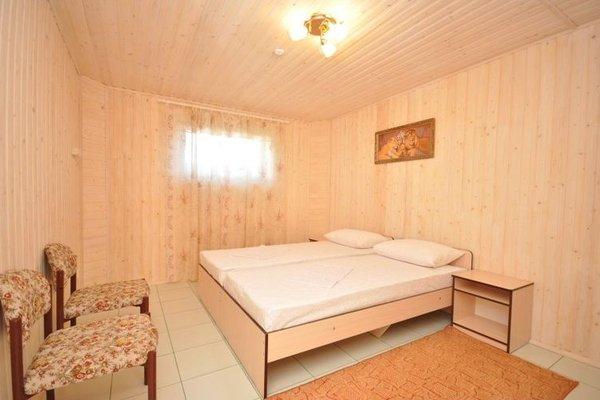 Отель «Камаполь» - фото 15