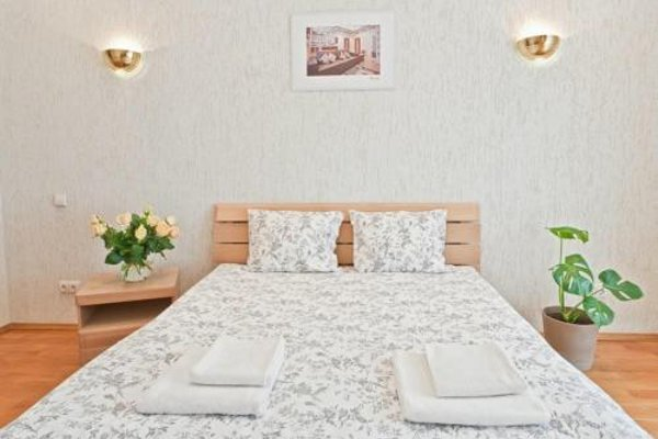 Апартаменты-студия на Ленинградской - фото 10