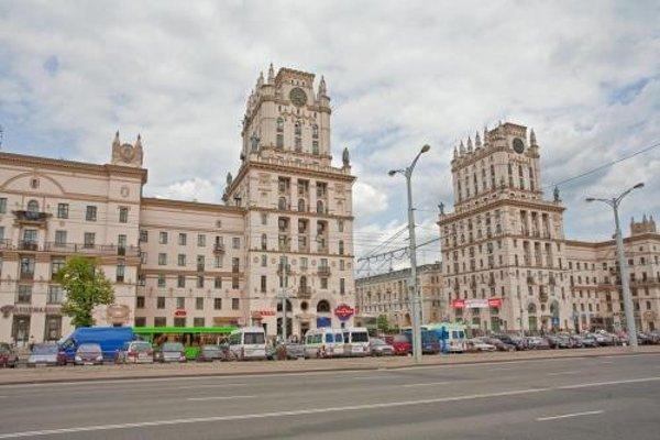 Апартаменты-студия на Ленинградской - фото 14