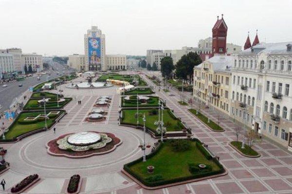 Апартаменты-студия на Ленинградской - фото 16