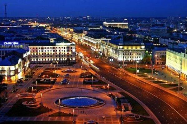 Апартаменты-студия на Ленинградской - фото 17