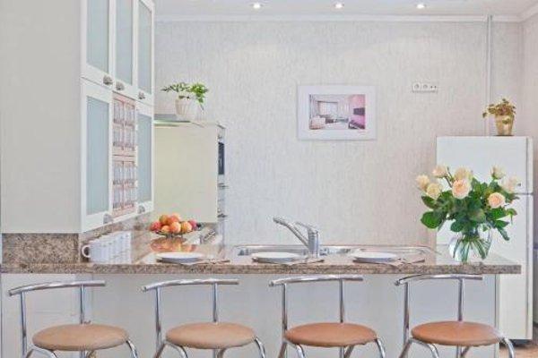 Апартаменты-студия на Ленинградской - фото 22