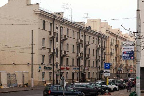 Апартаменты-студия на Ленинградской - фото 3
