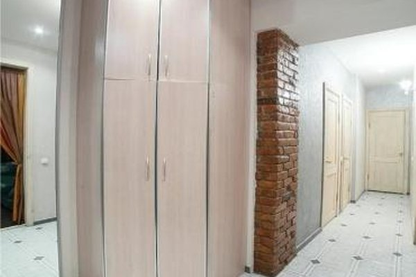 Апартаменты-студия на Ленинградской - фото 4