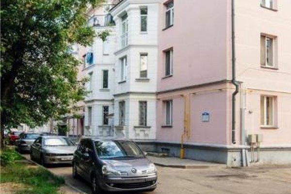 Апартаменты-студия на Ленинградской - фото 5