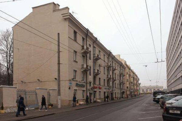 Апартаменты-студия на Ленинградской - фото 8