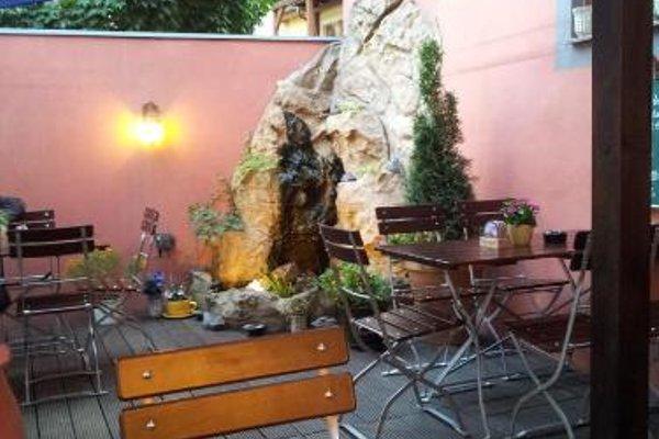 Отель «4 JahresZeiten» - фото 22
