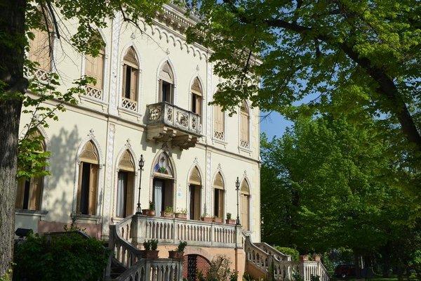 Hotel Terme Regina Villa Adele - фото 8