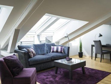 อพาร์ทเมนท์ Frogner House Apartments - Underhaugsveien 15