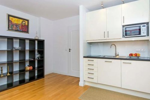 Sopockie Apartamenty - Apartament Malibu - фото 9