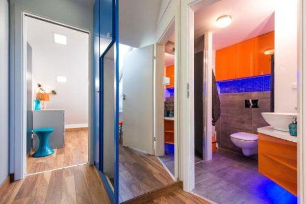 Apartment in Podgorze - фото 10