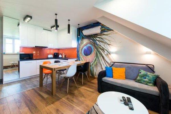 Apartment in Podgorze - фото 6