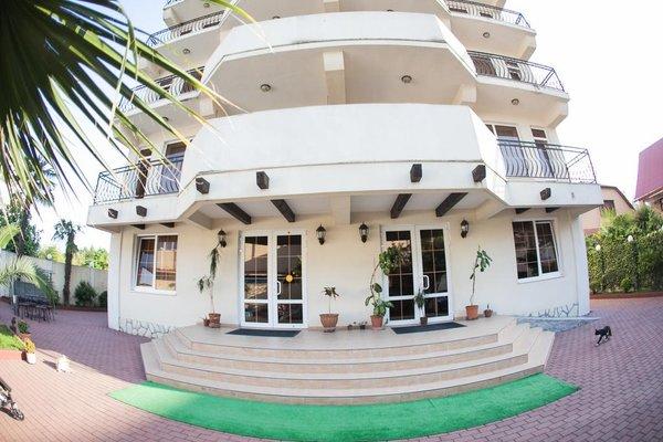 Отель Вилла Риф - фото 16