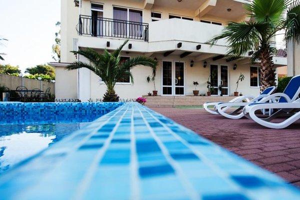 Отель Вилла Риф - фото 18