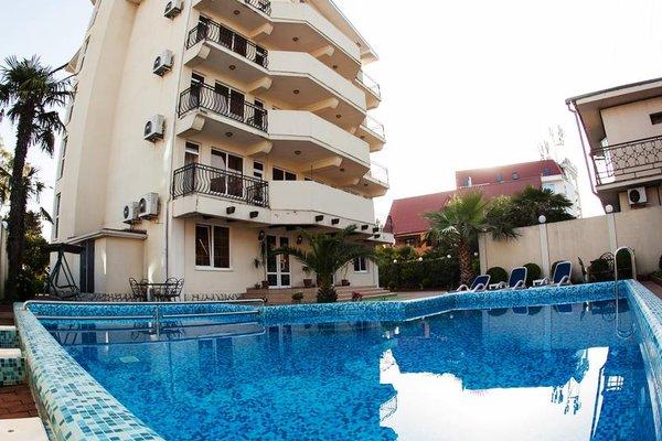 Отель Вилла Риф - фото 21