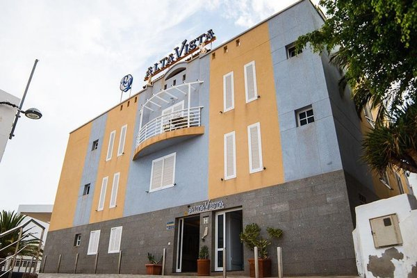 Apartahotel Alta Vista - фото 22