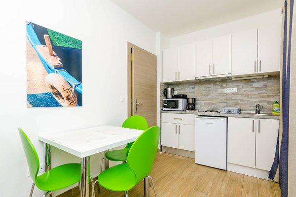 Apartments Villa Providenca - фото 12