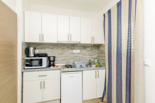 Apartments Villa Providenca - фото 13
