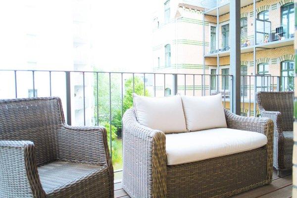 Haveana Apartments Zentrum Harkort - фото 23