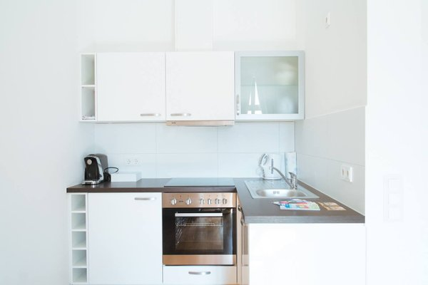 Haveana Apartments Zentrum Harkort - фото 5