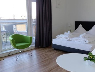 Апартаменты Domapartments Aachen City
