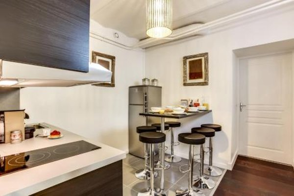 Sweet Inn Apartments - Avenue de Friedland 41 - 4