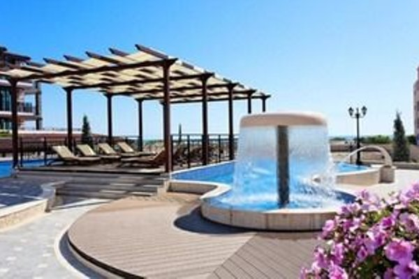 Boutique Rose Gardens Beach & Spa hotel - фото 19