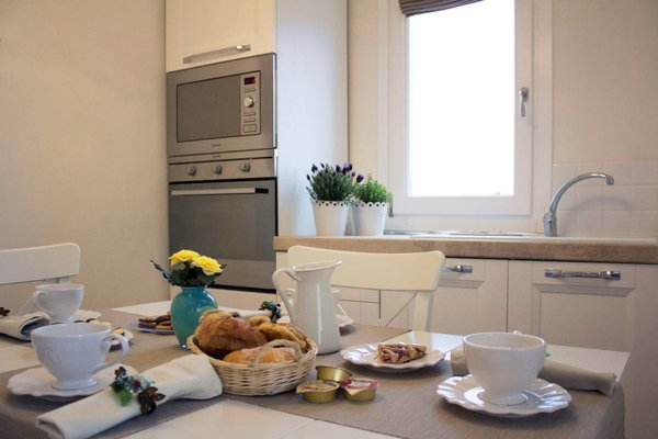 Casa Elisa Halldis Apartment - фото 9