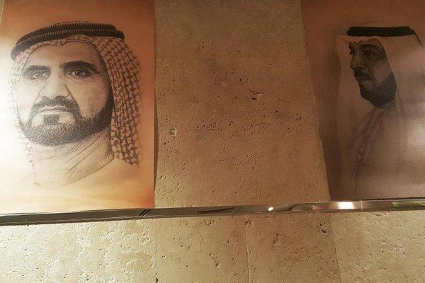 Al Buraq Hotel - фото 11