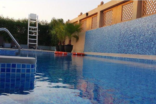 Al Buraq Hotel - фото 21