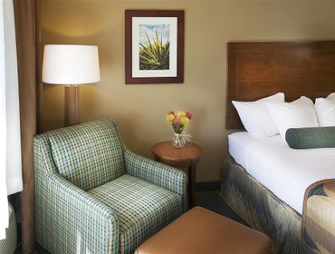 Апартаменты Best Western Gardens Hotel at Joshua Tree National Park