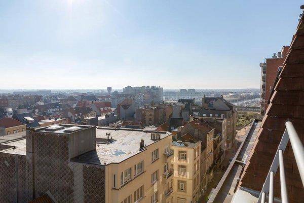 Aparthotel Blankenberge - фото 22