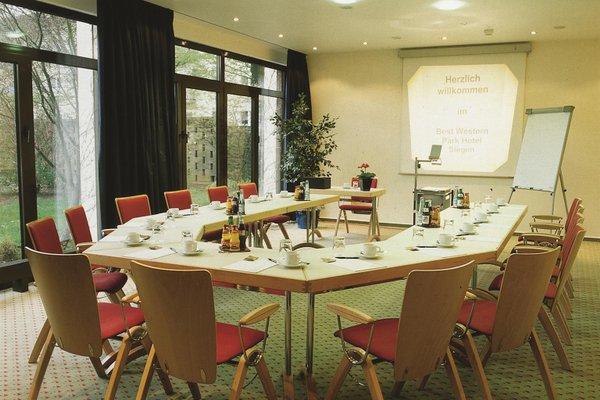 BEST WESTERN Park Hotel Siegen - 11