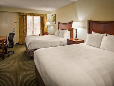 Апартаменты Best Western Inn & Suites Monroe