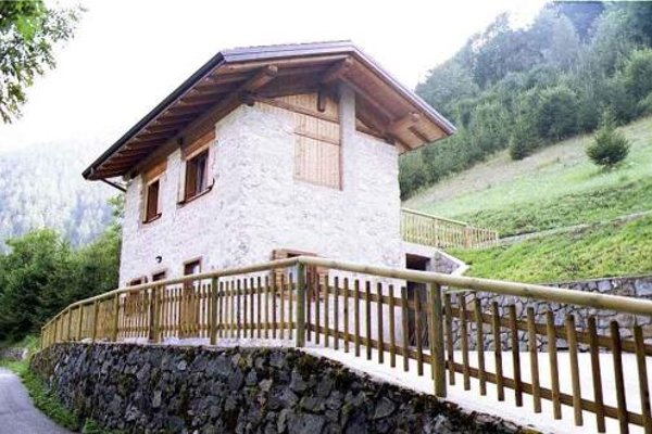 One-Bedroom Holiday home in Tiarno di Sotto I - фото 11