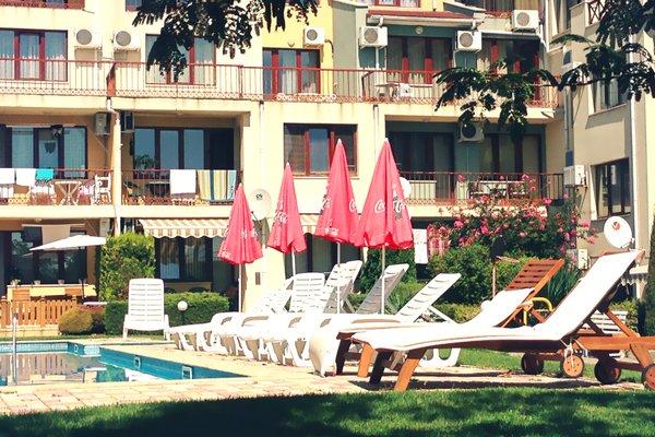 Varna Inn Sea Park Apartments - 22