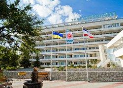 Фото 1 отеля Туристско-оздоровительный комплекс «Горизонт» - Судак, Крым
