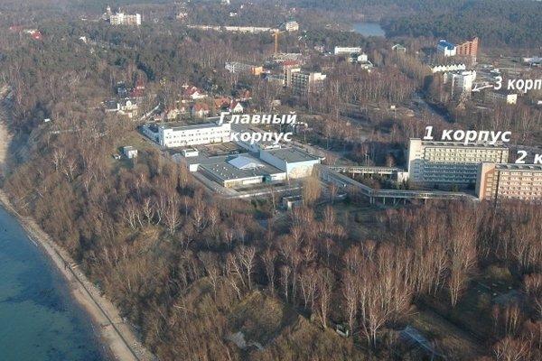Апартаменты Янтарный Берег - фото 22