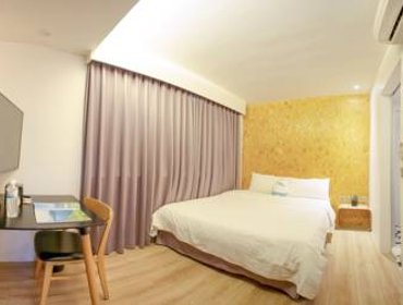 Light Hostel - Tainan