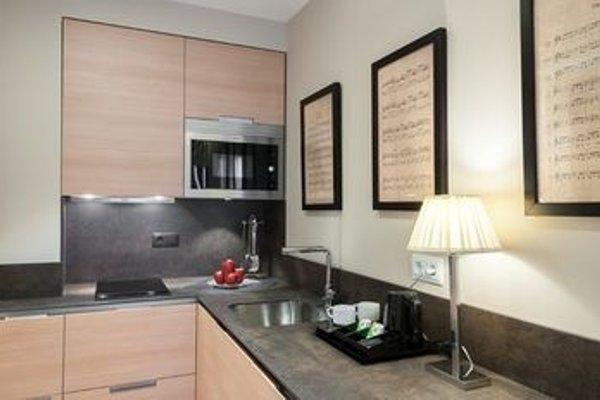 Suites Murillo Segovias - фото 11