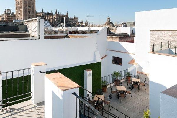Suites Murillo Segovias - фото 18